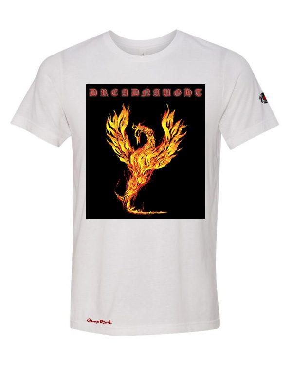Dreadnaught White T-shirt