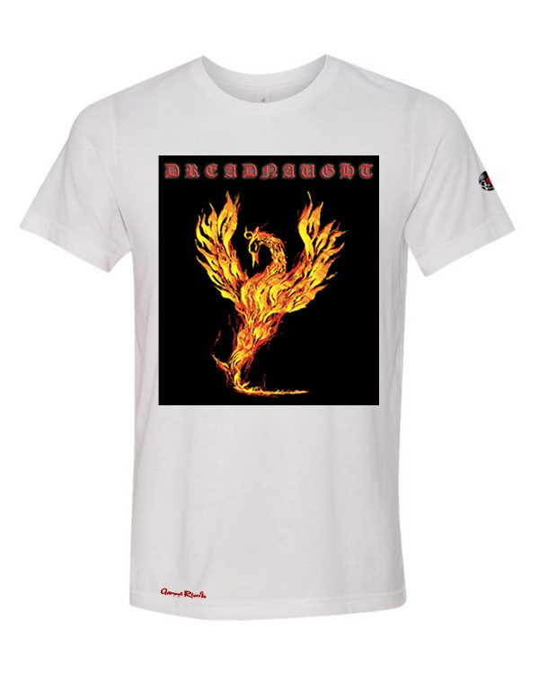 Dreadnaught White T-shirt